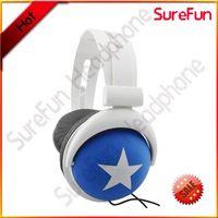 Custom Logo Headphone Stereo Effect Popular design