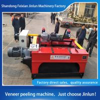 Log processing equipment investment-peeling machine-plywood