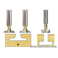 T Slatwall Channel CNC Router Cutter Bits for Slat Wall T Slot Cutting thumbnail image