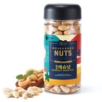 Hojeongga Nuts_Roasted Chashew Nuts 180g