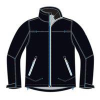 2013 men's male fashion jacket