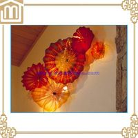 blown glass wall plates  Garden Decoration Art Glass Bowls       Specification   1.Major Products Bl