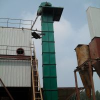 High Efficiency Powder Chain Bucket Elevator Transporterindustrial pneumatic conveyor  thumbnail image
