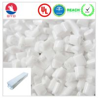 Polycarbonate PC plastic raw materials with Glow wire ignitability 750