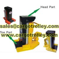 Hydraulic toe jack pictures and instruction thumbnail image