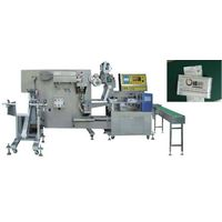 Full Automatic Single Piece Wet Tissue Machine RF-640 thumbnail image