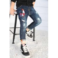 Baby & kids Clothing Boys Jeans Ripped Supplier