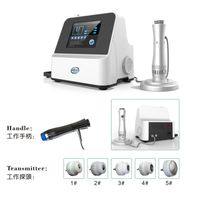 Pain relief shock wave therapy machine SW8