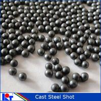 Cast steel shot S660/2.0mm-shot blasting peening