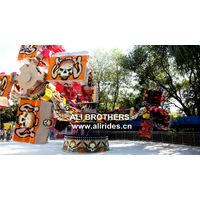 Funfair Thrill Rides Energy Storm / Energy Claw Rides for Sale