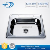 stainless steel kitchen sinks thumbnail image