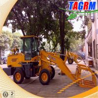 ZLG16 sugarcane loader, sugarcane loading machine thumbnail image
