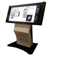 Auto Height Adjusting Kiosk