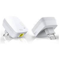 600Mbps Powerline Adapter (No AC Pass Through)