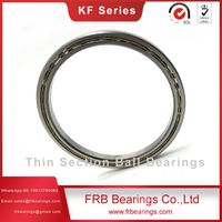 Thin section four point contact bearing KF series