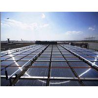 Non-pressurized solar collector