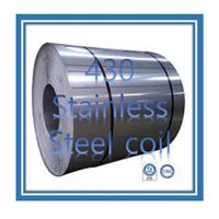 Ferritic Stainless Steel Strip 430 thumbnail image