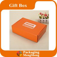 Eco-friendly High Quality cardboard mailing postal box