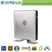 Mini pc K390N celeron 1037U can stand and wall mounted thin client