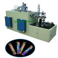 LBZ-LT Automatic Paper Icecream tube forming machine