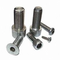 Hexagon bolts, made of carbon steel