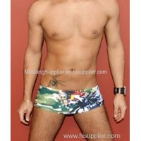 2018 New Man's Cotton Fashion Sexy Comfortable Safe Underwear-Boxer thumbnail image