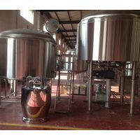 50BBL/5000L/100HL Brewery Equipment