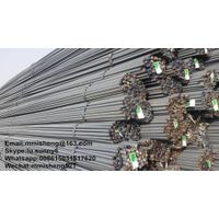 low carbon hot rolled reinfocing steel bars deformed steel rebar