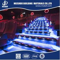 Anodising theater step corner led aluminium eding strip china supplier thumbnail image