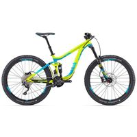 2016 Giant Reign 27.5 1 Mountain Bike