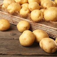 Potato set 6s strict selection, fresh potatoes