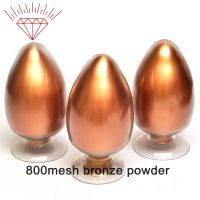 Bronze powder factory produce bronze powder for coating powder