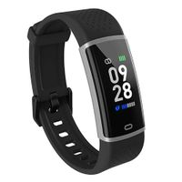 Open free sdk and api support colorful gold fitness tracker smart bracelet smart dynamic heart rate
