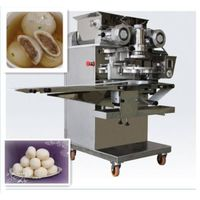 Automatic Encrusting Machine for moon cake and maamoul making