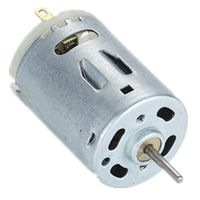 Micro dc motor 3v 6v 12v 10000rpm 28mm RS-380 385 for massager and hair dryer thumbnail image
