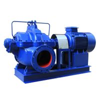 KYSB Horizontal Split Case Pump