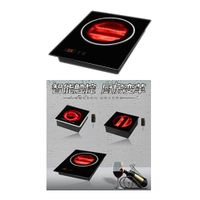 Import Embedded Touch Control Safe reliable Convection Oven 1805 thumbnail image