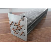 high quality fin condenser for display cabinet
