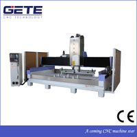 Quartz stone engraving cnc machine GT-1224