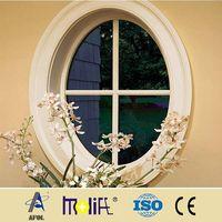 fixed PVC window