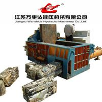 Y83/T-125Z Automatic Scrap Metal Baler