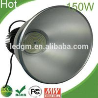 factory price high quality Meanwell driver Samsung SMD5630 150W LED High bay light