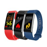 High quality Oled Display Type connect to android&IOS phone Sport Bracelet for men thumbnail image
