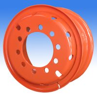 wheel rims for forklifts thumbnail image