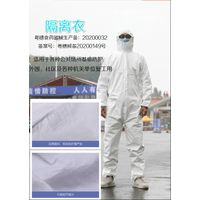 Disposable Medical Personal Protective clothinEquipment Protective Suits China Disposable Medical