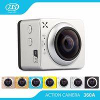 mini helmet camera/360 action camera/best mini dv digital camcorder ZXS-360A