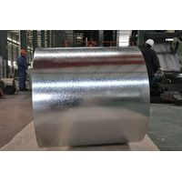 Galvanized Steel Coil Gl with Zero Spangle