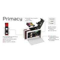High quality Evolis Primacy single side ID card printer