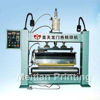 Flat special heat transfer machine