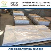 5052-H32 Anodic Aluminum Sheet, Anodized Aluminum Coil for Household Appliance Aluminum Shell